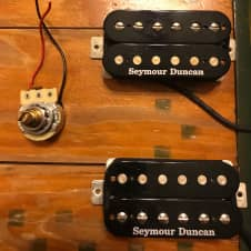 Seymour Duncan JB and Jazz w/ free volume pot