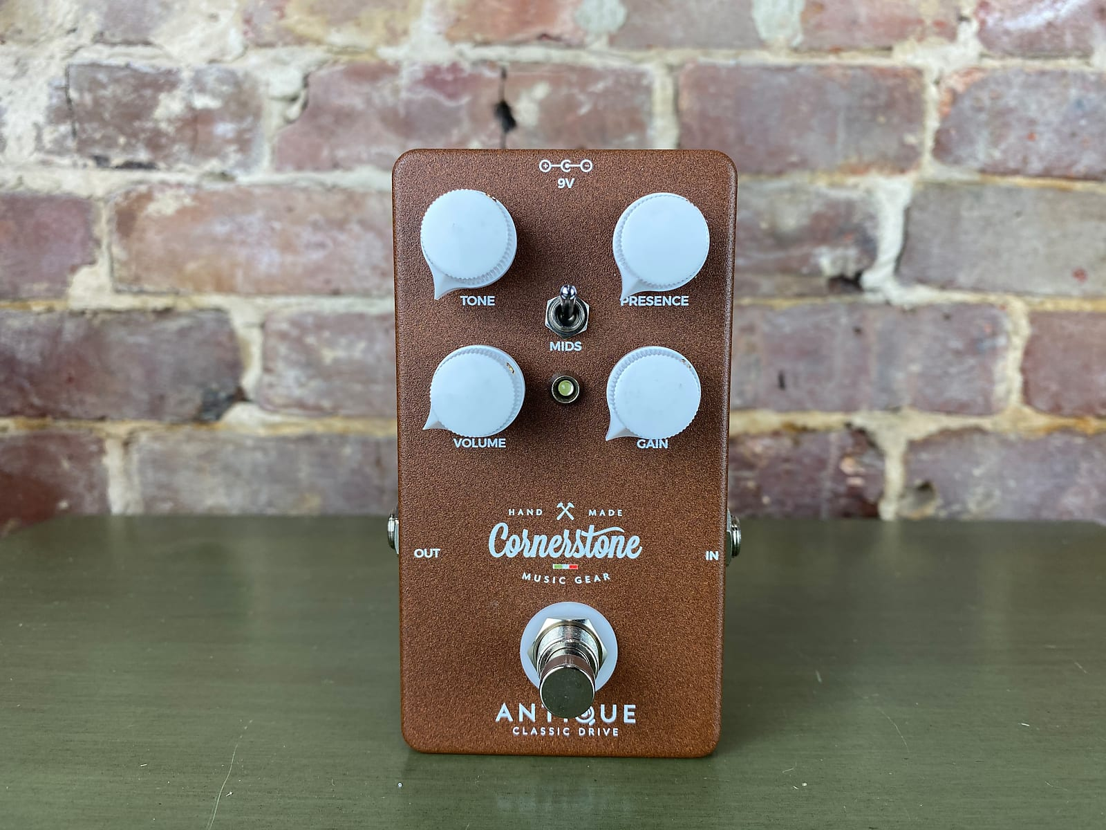 Cornerstone Music Gear Antique Classic Drive *Authorized Dealer* FREE 2-Day Shipping!