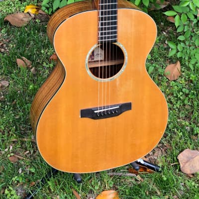 Everett Mini Jumbo acoustic guitar with p/up! for sale