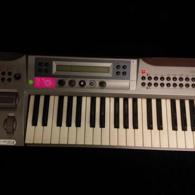 Korg Prophecy  2000 - rare M.O.S.S physical modelling synthesiser