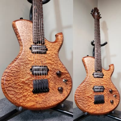 Barlow Guitars Eagle 2019 Quilt Sapele for sale