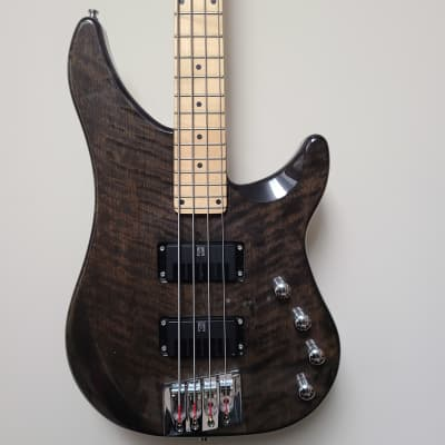 2003 Vigier Excess 4-string bass, made in Paris, France by Patrice Vigier - very rare in the USA for sale