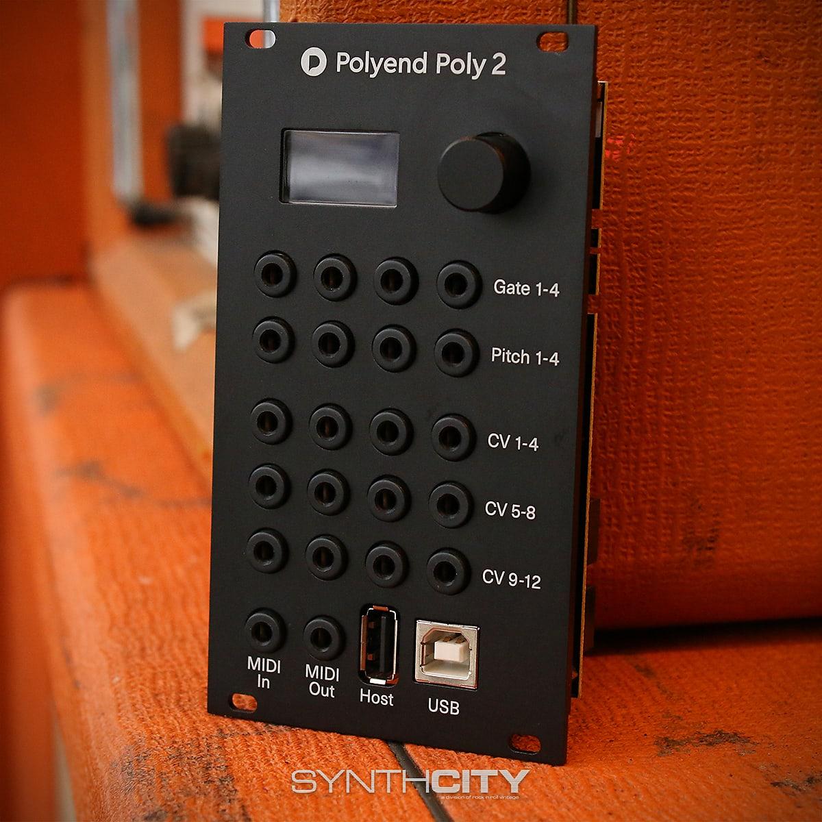Polyend Poly2 Midi to CV Converter