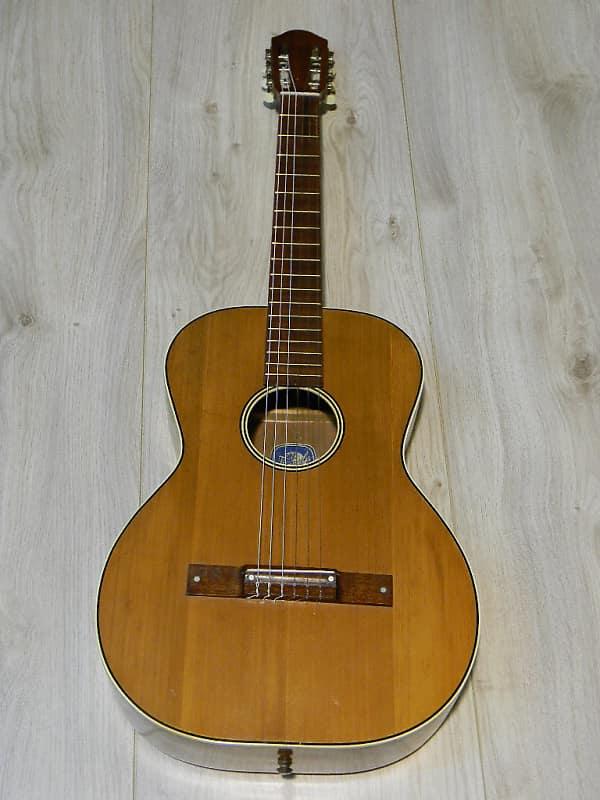TOP RARE IMPALA quality CLASSICAL GUITAR Gitarre Reg.Trademark Germany 1974 image