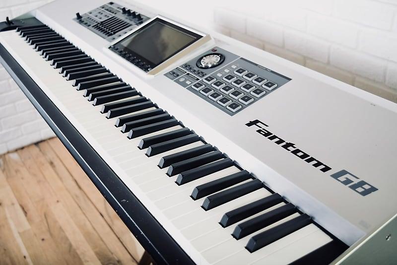 roland fantom g8 keyboard synthesizer near mint condition 88 reverb. Black Bedroom Furniture Sets. Home Design Ideas