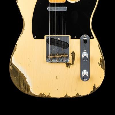 Fender Custom Shop2017 LTD NAMM Nocaster Heavy Relic - Faded Nocaster Blonde
