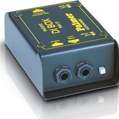 PALMER Audionomix - DI Box passive