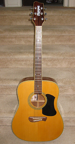 Olympia OD10S Acoustic Dreadnought Guitar