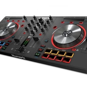 Numark Mixtrack 3 All-In-One DJ Controller for Virtual DJ