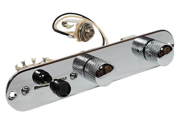 Fender Tele Telecaster Loaded Pickguard Rio Grande Muy