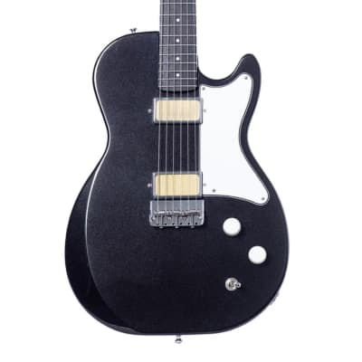 Harmony Jupiter Electric Guitar, Space Black for sale