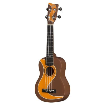 Ukulele Soprano Manoa Waimea W-SO-BR for sale