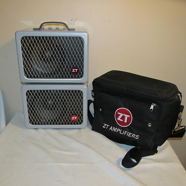 Zt Lunchbox Lbg2 Lbc Guitar Amplifer Combo And Speaker