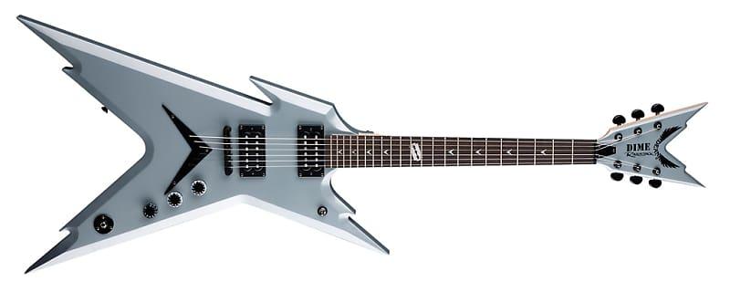 dean razorback dimebag gun metal grey electric guitar rzr reverb. Black Bedroom Furniture Sets. Home Design Ideas