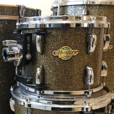 """Pearl MCT1007T Masters Maple Complete 10x7"""" Rack Tom"""