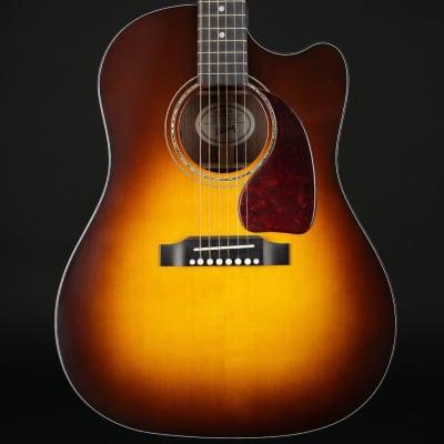 Gibson Acoustic 2019 J-45 Avant Garde in Walnut Burst #12078021 for sale