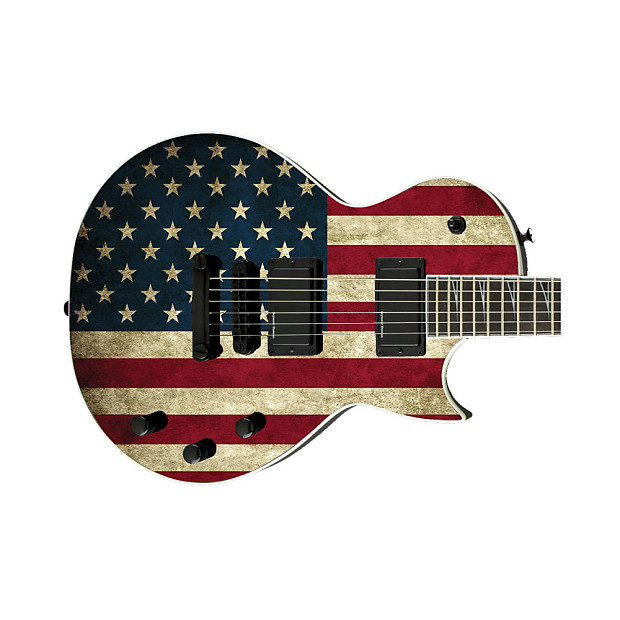 guitar bass skin american flag guitar wrap graphic reverb. Black Bedroom Furniture Sets. Home Design Ideas