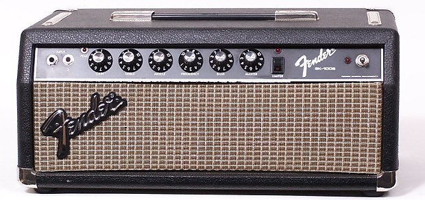 fender vintage fender sidekick sk100b electric guitar bass reverb. Black Bedroom Furniture Sets. Home Design Ideas