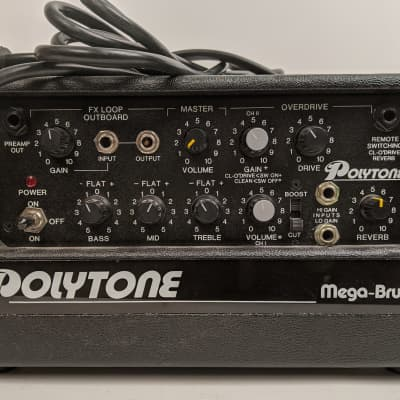 Polytone Mega-Bute Head 2000 for sale