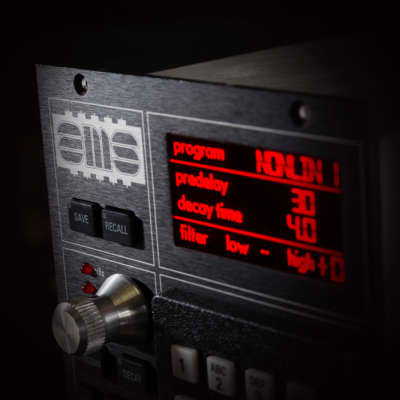 AMS RMX16 500 Series Reverb Module