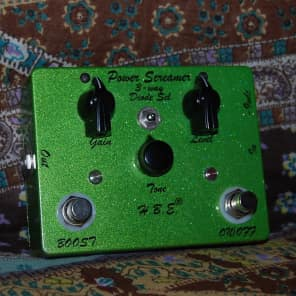 HomeBrew Electronics Power Screamer Overdrive