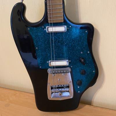 Tonika Electric Guitar USSR Soviet Vintage for sale