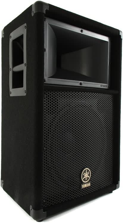 Yamaha club v series s112v 700w 12 passive speaker reverb for Yamaha club subwoofer