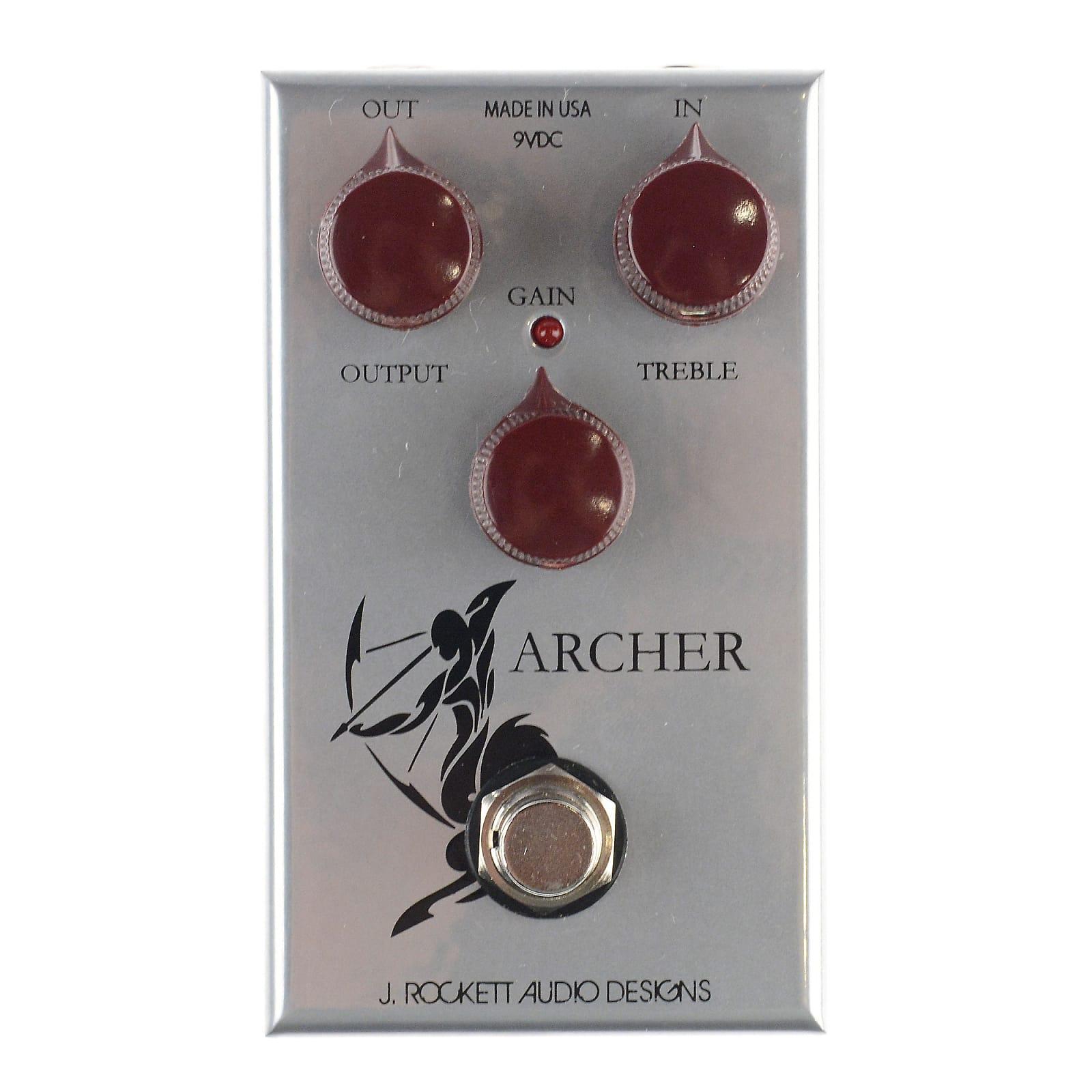 J.Rockett Archer Overdrive