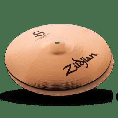 "Zildjian 14"" S Series Mastersound Hi-Hat Cymbal (Bottom)"
