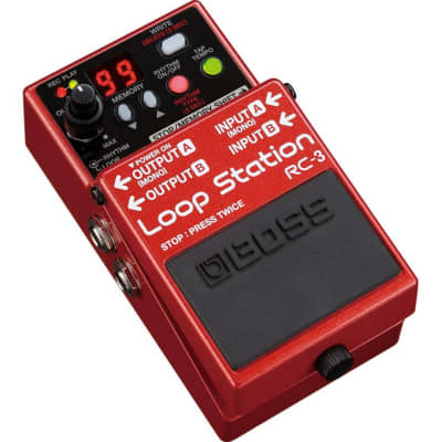Boss RC3 Loop Station Pedal for sale