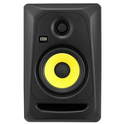 "KRK Classic 5 5"" Active Studio Monitor (Single)"