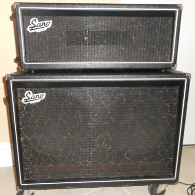 Sano 1000 Head and 2x12 Cab for sale