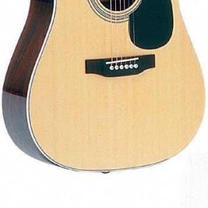 Blueridge BR-60 Contemporary Series Dreadnought Acoustic Guitar Natural for sale