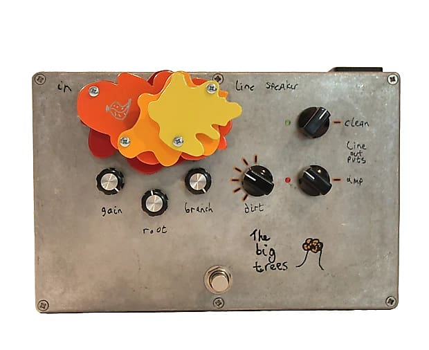 Audio Kitchen The Big Trees Preamp Reverb