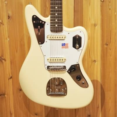 Fender Johnny Marr Jaguar  2019  Olympic White for sale