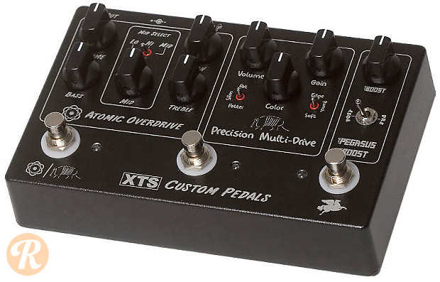 xact tone solutions preamp combo pedal reverb. Black Bedroom Furniture Sets. Home Design Ideas
