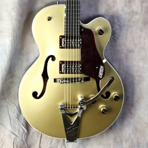 Gretsch G6118T LTD 135th Anniversary 2018 Two-Tone Casino Gold & Dark Cherry Metallic