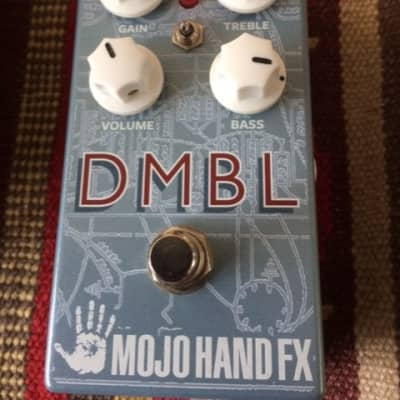 Mojo Hand FX DMBL Mint!