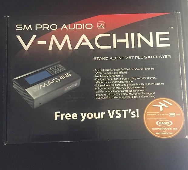 sm pro audio v-machine | Q'S Guitar Stuff
