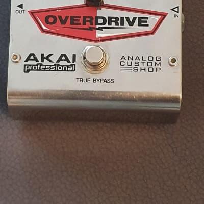 Akai Drive3 Tri-Mode Overdrive custom shop tube screamer for sale