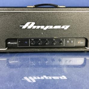 Ampeg V-50H 50-Watt Tube Guitar Amp Head