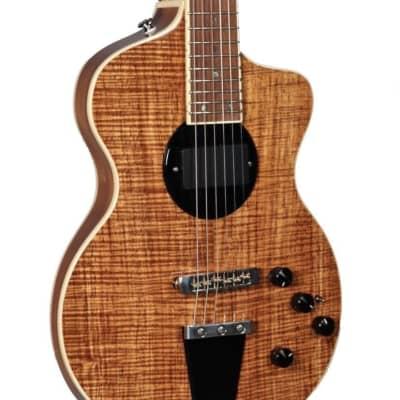 Rick Turner Model 1 Deluxe Custom Hawaiian Koa #5575