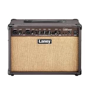 "Laney LA30D LA Series 30-Watt 2x6.5"" Acoustic Guitar Combo Amp"