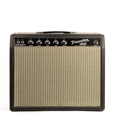 1965 Fender Princeton 1x12 Combo Amp for sale