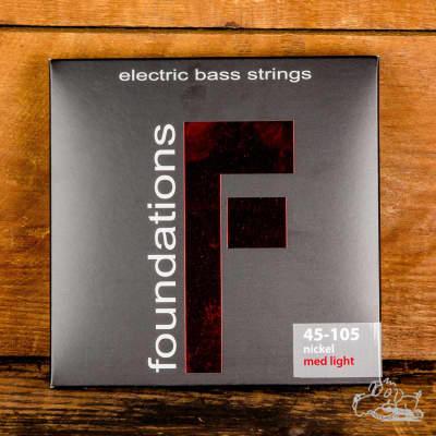 S.I.T. Bass Strings - Medium Light (45-105) - Foundations