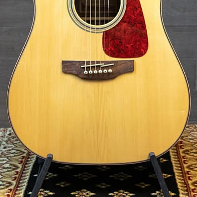 Takamine GD93CE Acousti Guitar w/Electronics - Natural