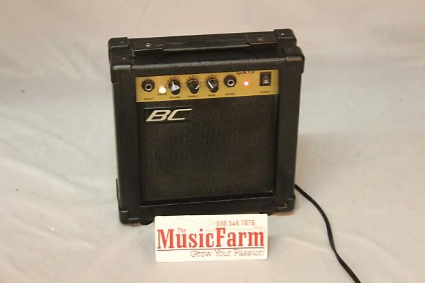 bc brand electric guitar solid state 7 watt amplifier amp reverb. Black Bedroom Furniture Sets. Home Design Ideas