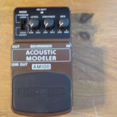 Behringer AM100 Acoustic Modeler for sale
