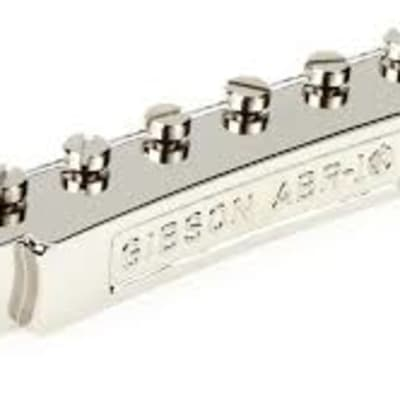 Gibson PBBR-015 ABR-1 Tune-O-Matic Bridge Nickel