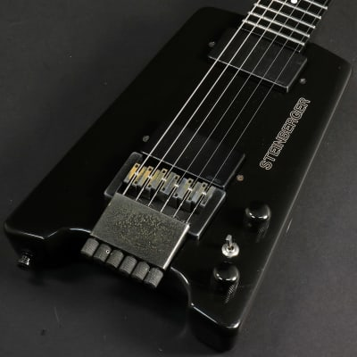Steinberger GL-2 Black- Shipping Included* for sale
